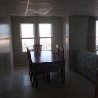 dining room with table for 6