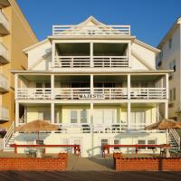 one bedroom apartment with balcony exterior